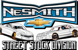 Nesmith Street Stock Logo